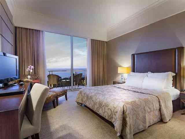 Galasız Otel Deniz Manzaralı Oda