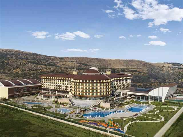 Akrones Thermal SPA & Convention Sport Hotel