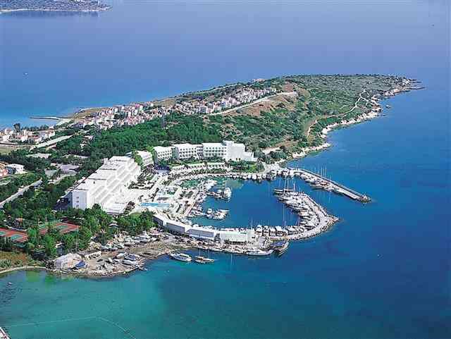 Altın Yunus Resort Thermal Hotel