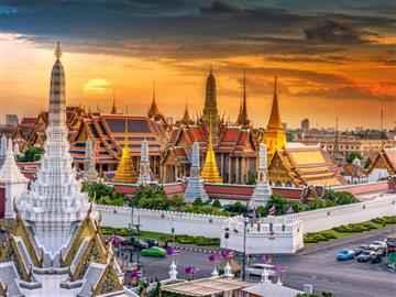 Bangkok, Pattaya Singapur Hava Yolları ile 5 Gece