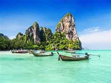 Bangkok, Phuket Turu Emirates Havayolları İle