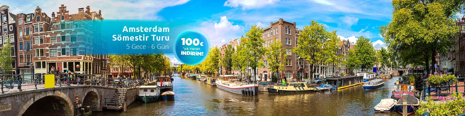 Amsterdam Sömestir Turu