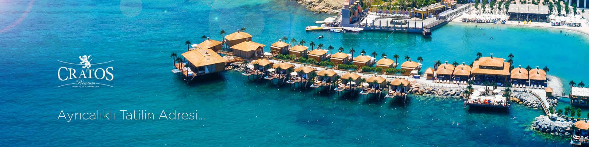 Cratos Premium Hotel & Casino & Port & Spa
