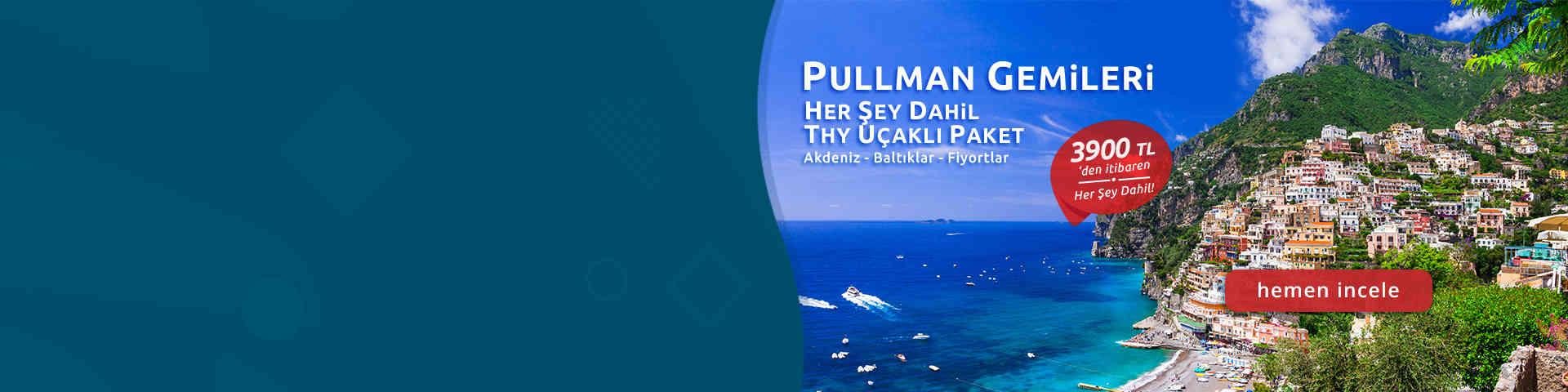 Pullman Cruises