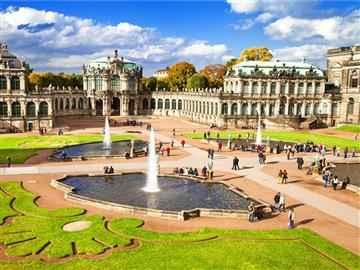 Baştanbaşa Orta Avrupa Turu Pegasus Hava Yolları ile