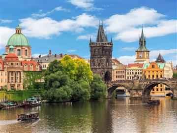Promosyon Mega Orta Avrupa Turu Prag Başlar