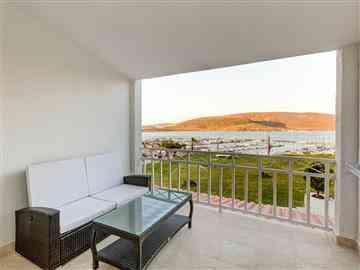 De Luxe Suite Balkon