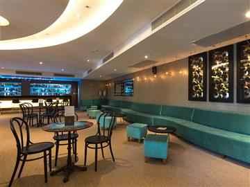 Blue Opal Lobby Bar