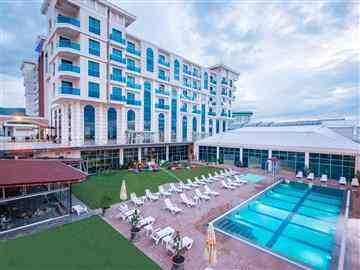 Budan Thermal & Spa Hotel Convention Center