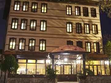 Bursa Kadı Konağı Termal Otel