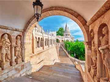 Orta Avrupa Turu Viyana Başlar