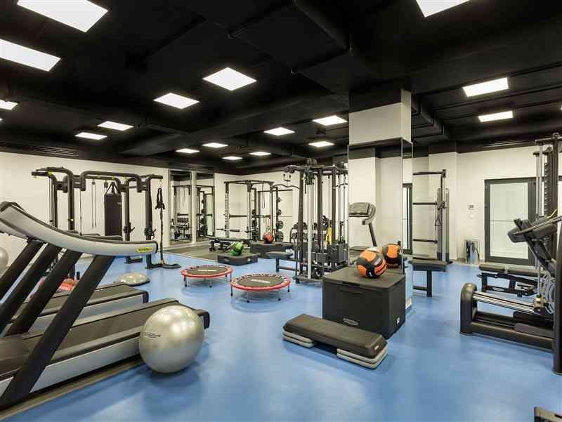 Calista Spor Merkezi Fitness Alanı