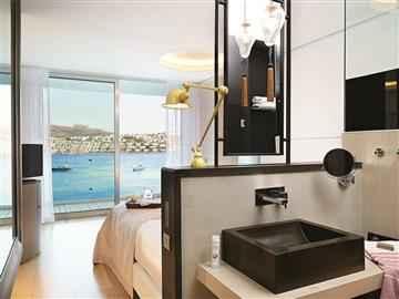 Luxury Deniz Manzaralı Oda