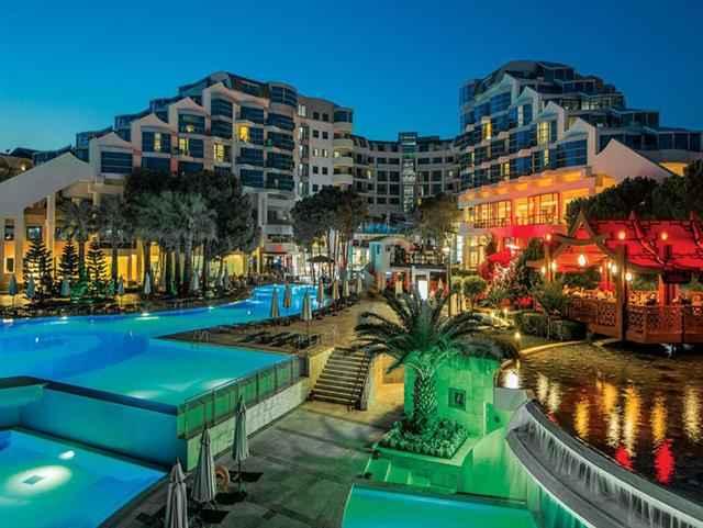 Cornelia De Luxe Resort Golf Spa