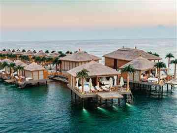 Maldive Suit Villa
