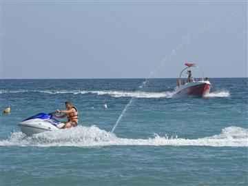 Motorlu Su Sporları
