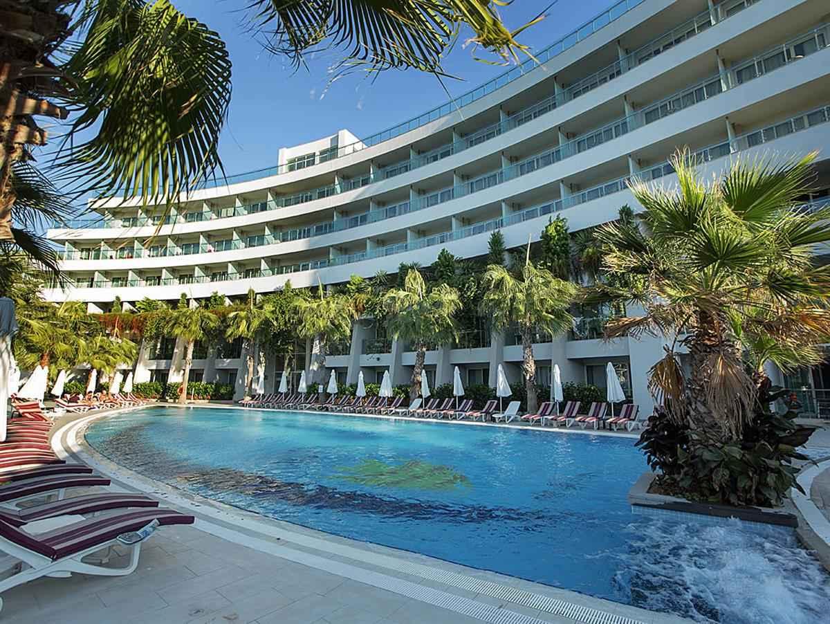 crystal sunrise queen luxury resort spa side otelleri gezinomi. Black Bedroom Furniture Sets. Home Design Ideas