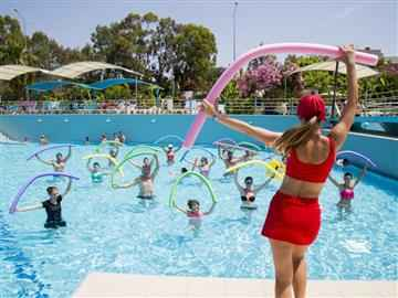 Havuz Aktiviteleri