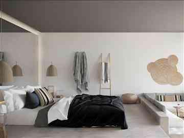 Deniz Manzaralı Suite Oda