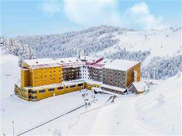 Dorukkaya Ski & Mountain Resort Hotel