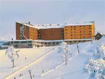 Dorukkaya Ski & Mountain Resort Hotel