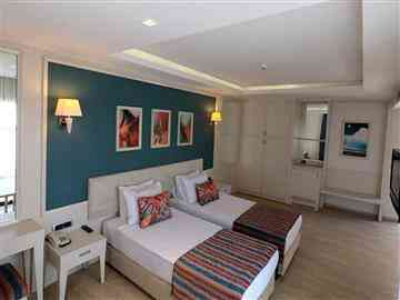 Villa Deniz Manzaralı Oda
