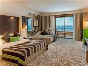 Anabina Deniz Manzaralı Oda