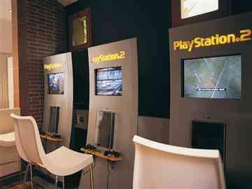 Playstation Oyun Odası