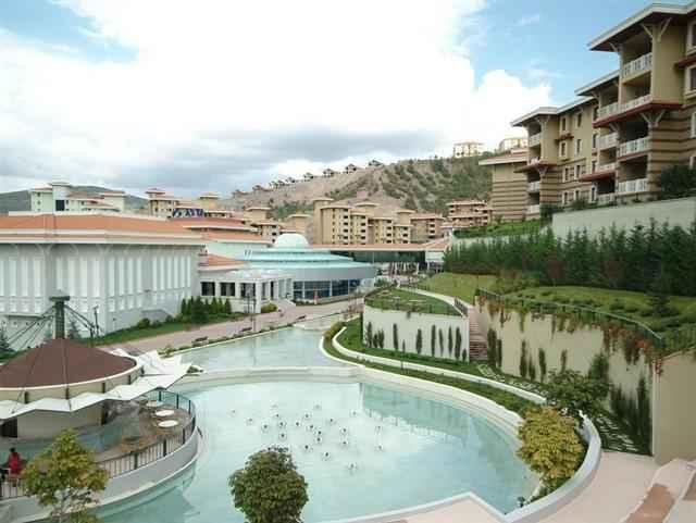 Eliz Hotel Convention Center Thermal Spa & Wellness