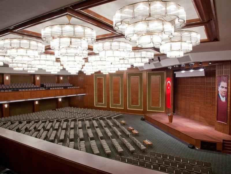 Kongre Salonu