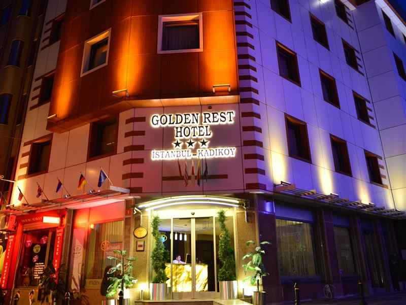 Golden Rest Hotel