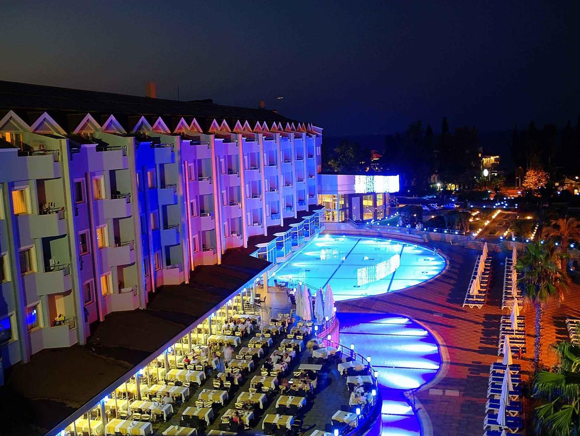Grand Haber Hotel Antalya Kemer Gezinomi