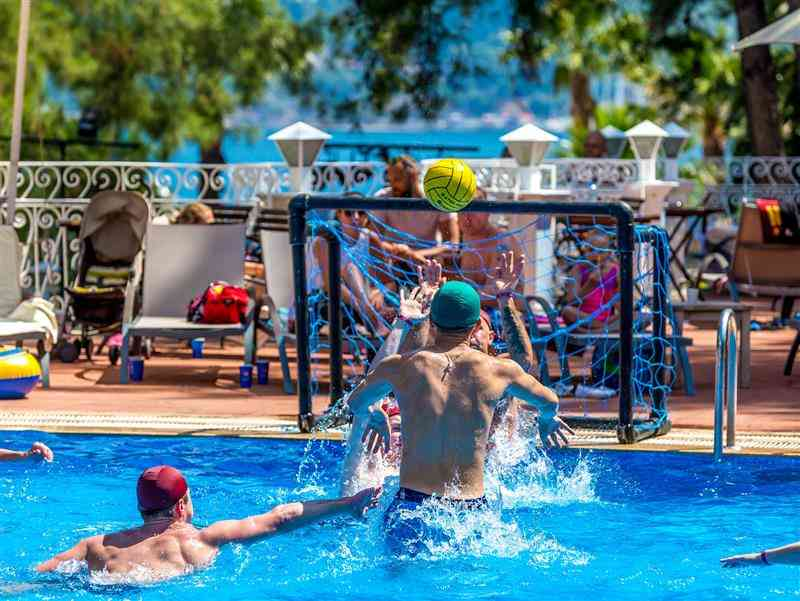 Havuz Aktivite
