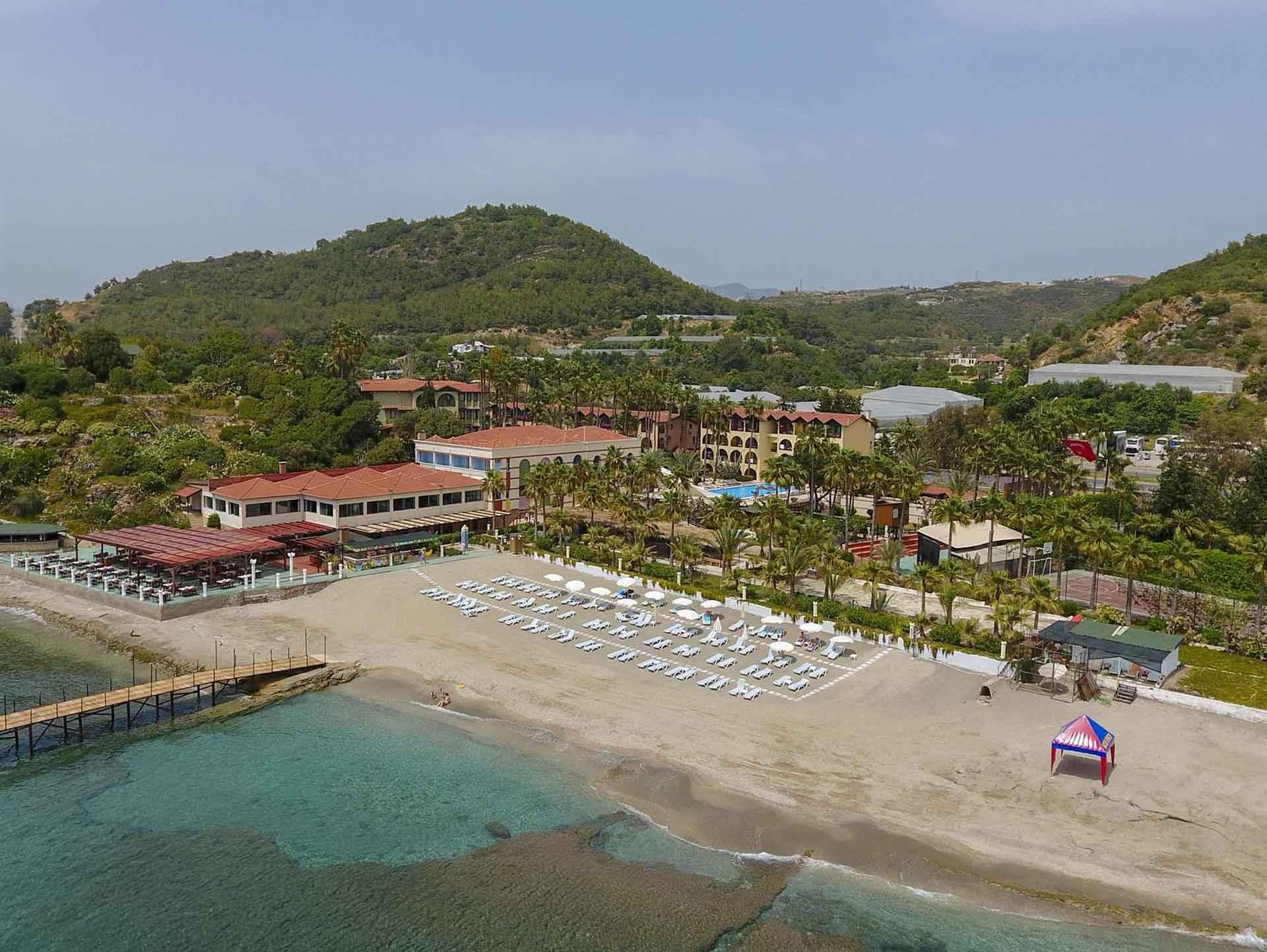 Larissa Green Hill Hotel 5 , Alanya: yorumlar ve fotoğraflar 24