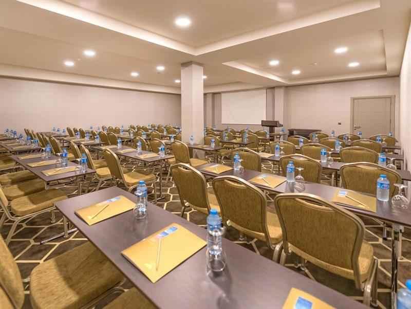 Grida City Hotel Antalya Merkez Ves Turizm
