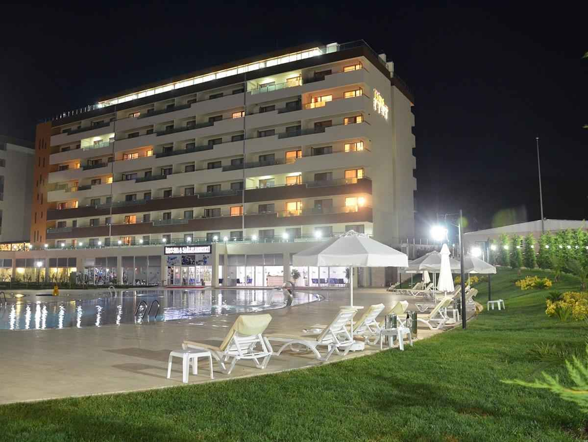 Hattuşa Vacation Termal Club Erzin