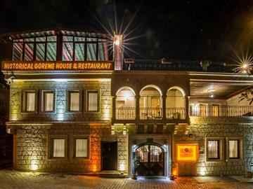 Historical Göreme Houses