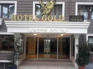 Hotel Gold Çekirge Termal