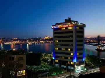 İstanbul Golden City Hotel