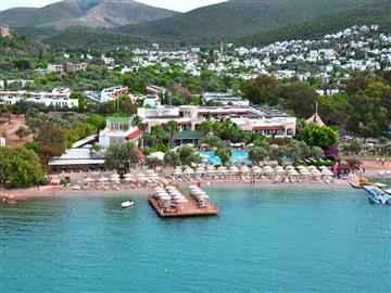 İzer Beach Hotel Torba Bodrum