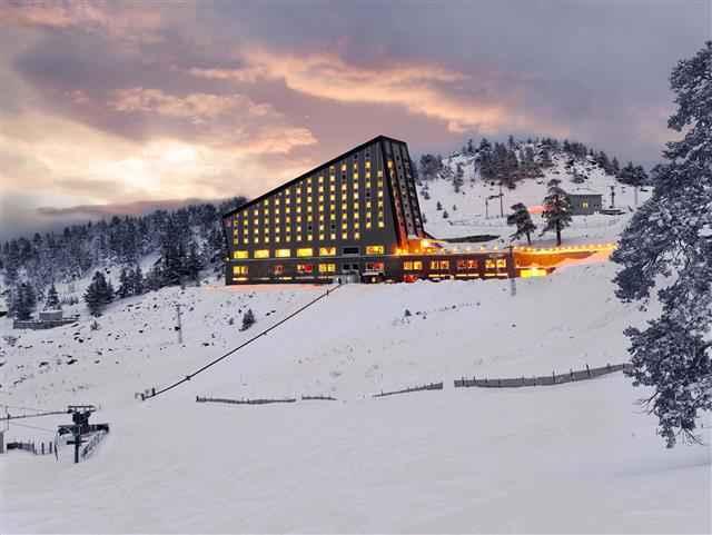 Kaya Palazzo Ski & Mountain Resort