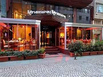 Kervansaray Otel İstanbul
