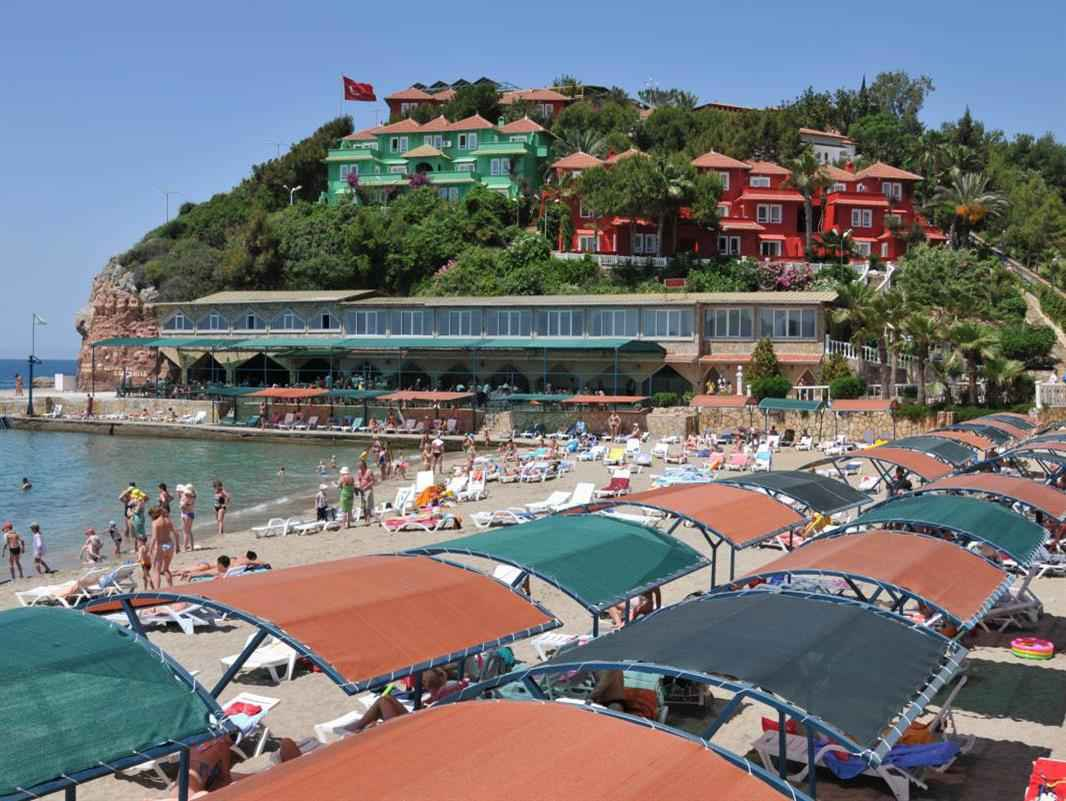 Larissa Green Hill Hotel 5 , Alanya: yorumlar ve fotoğraflar 19