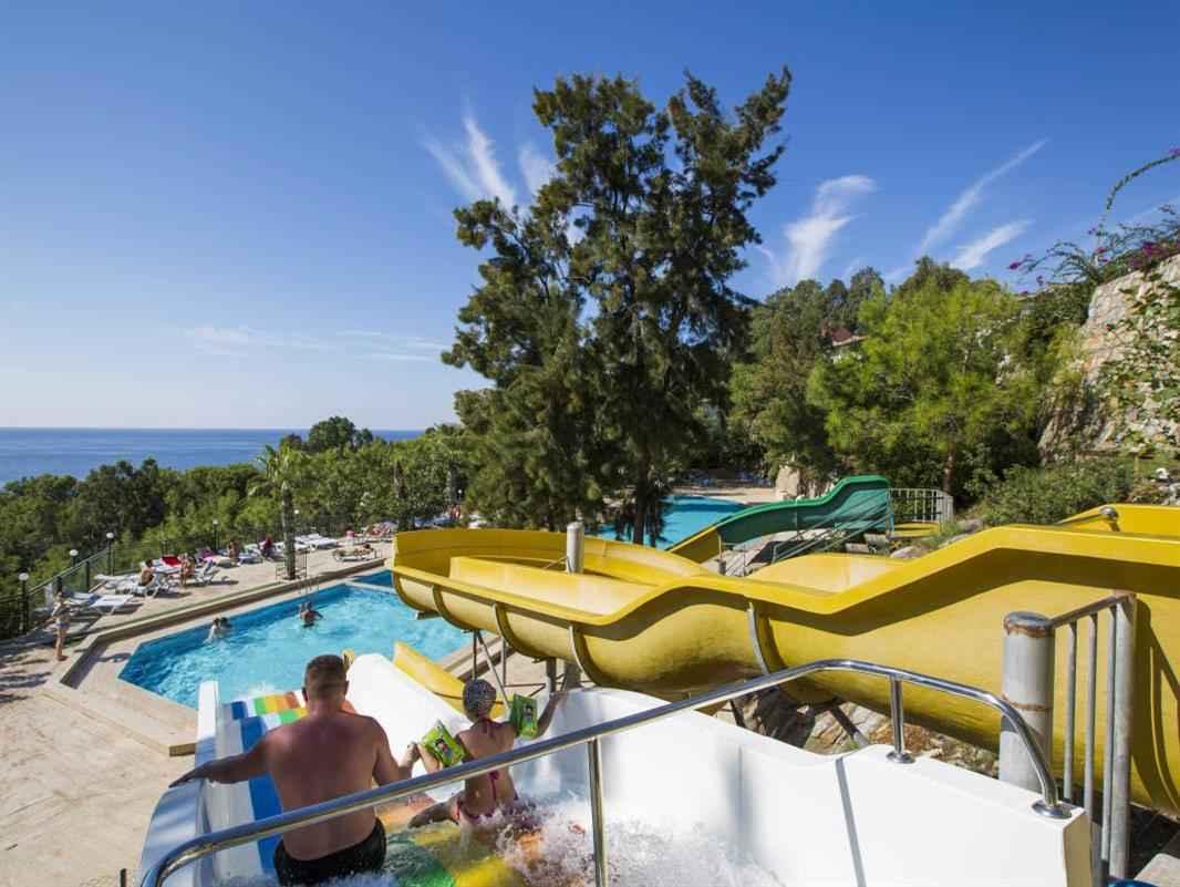 Larissa Green Hill Hotel 5 , Alanya: yorumlar ve fotoğraflar 31