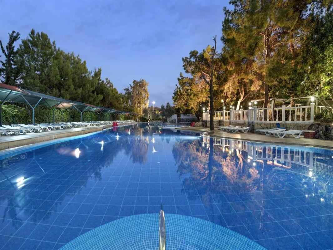 Larissa Green Hill Hotel 5 , Alanya: yorumlar ve fotoğraflar 8