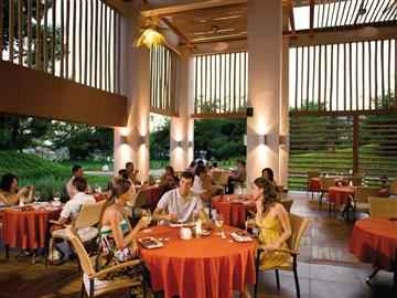 Italian A'la Carte Restaurant