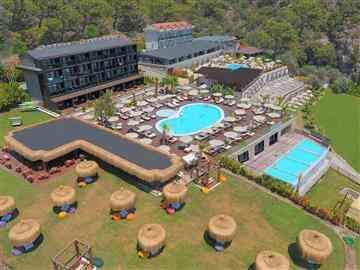 Manas Park Hotel Ölüdeniz