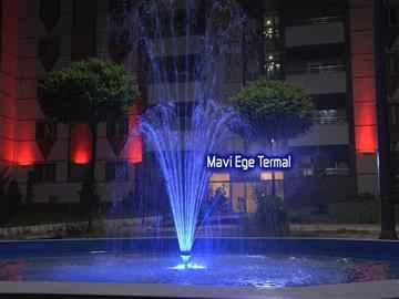 Mavi Ege Apart Termal