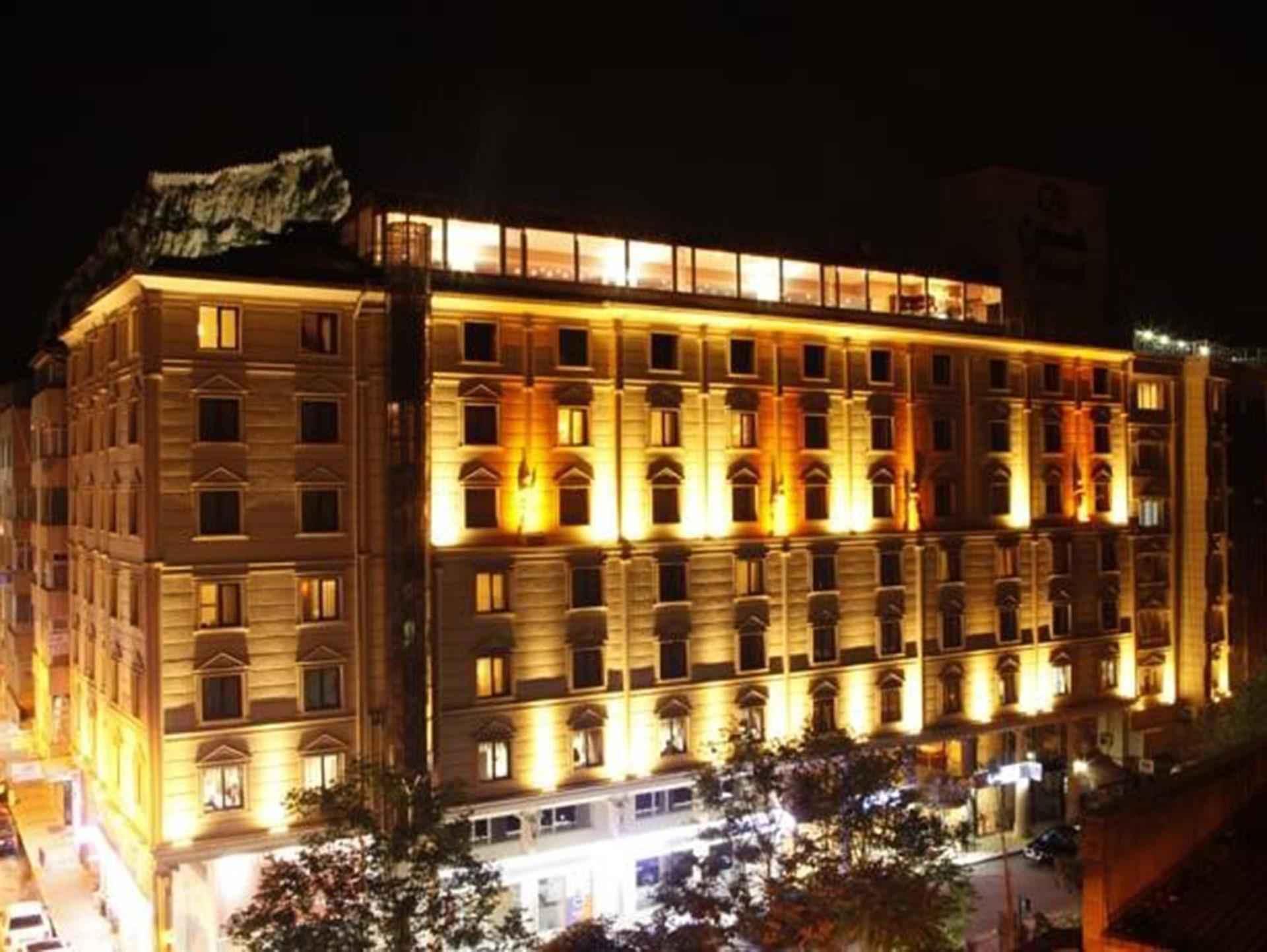 Mcg Çakmak Marble Hotel