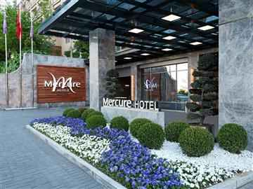 Mercure The Plaza Bursa Thermal & Spa Hotels